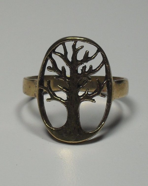Tree of life ring All Crystal Jewelry