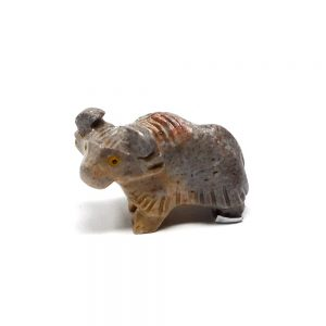 Soapstone Yak All Specialty Items crystal yak