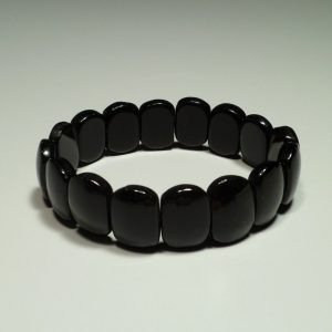 Black Obsidian princess bracelet