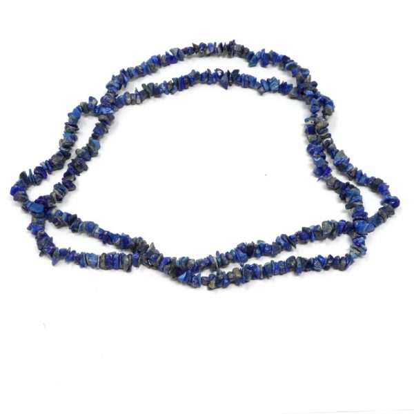 Lapis Chip Bead Strand All Crystal Jewelry chip beads