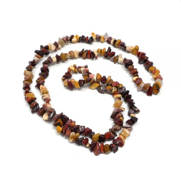 Mookaite Chip Bead Strand All Crystal Jewelry beads