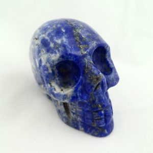 Lapis, Skull All Polished Crystals Lapis skull - medium