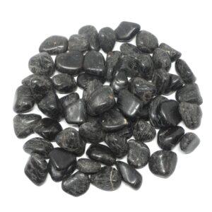 Black Tourmaline tumbled sm 8oz All Tumbled Stones black tourmaline