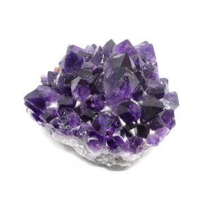 Amethyst Flower, XQ All Raw Crystals amethyst