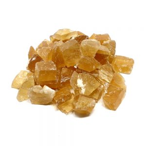 Calcite, Citrine, Raw, Bulk All Raw Crystals calcite
