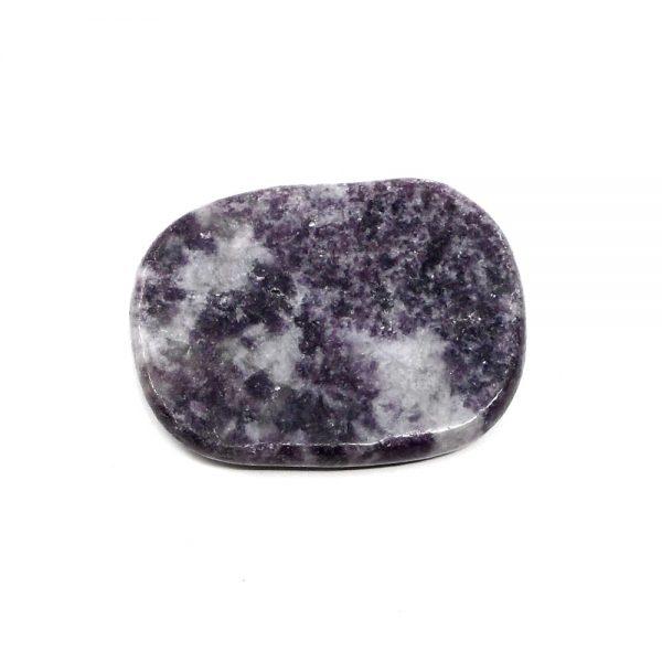 Lepidolite Pocket Stone All Gallet Items lepidolite