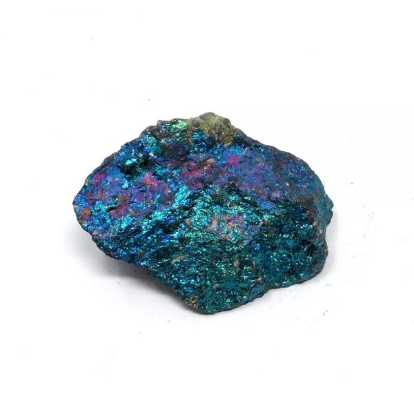 Peacock Ore – Blue/Green All Raw Crystals