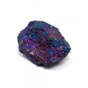 Peacock Ore – Blue/Purple All Raw Crystals chalcopyrite