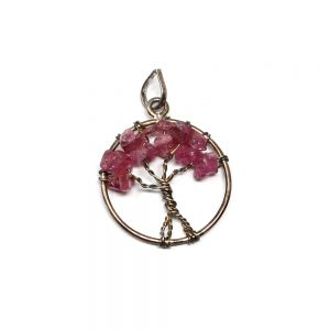 Pink Tourmaline Pendant All Crystal Jewelry crystal pendant