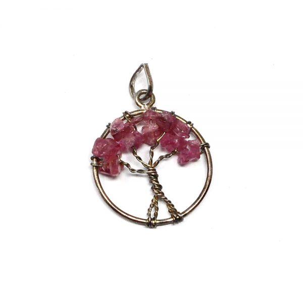 Pink Tourmaline Pendant All Crystal Jewelry crystal pendant