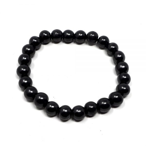 Shungite Bracelet All Crystal Jewelry 9mm bead