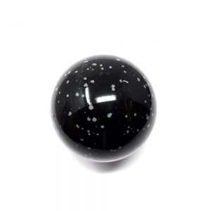 Snowflake Obsidian Sphere 50mm Polished Crystals crystal sphere