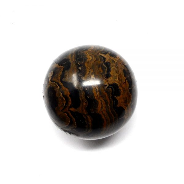 Stramatolite Sphere 45mm All Polished Crystals crystal sphere