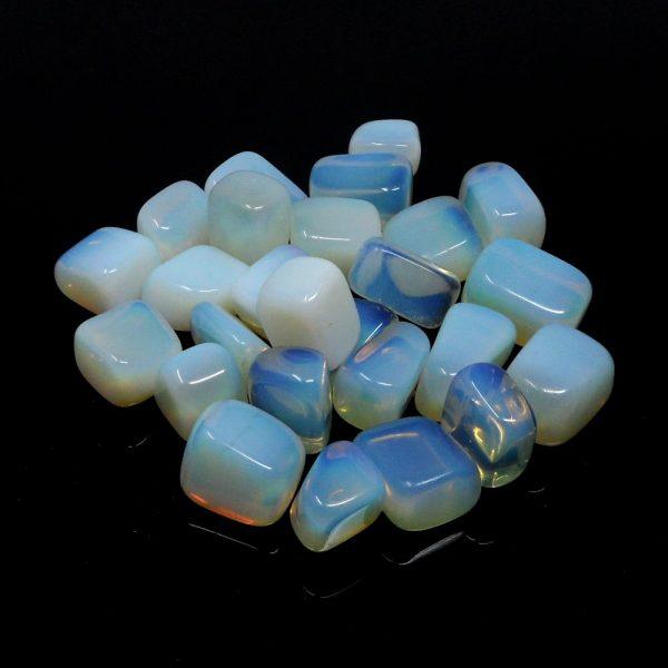 Opalite, Tumbled, 8oz All Tumbled Stones