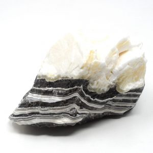 Zebra Calcite All Raw Crystals calcite