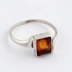 Amber Ring All Crystal Jewelry amber