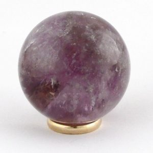 Ametrine, Sphere, 40mm All Polished Crystals ametrine
