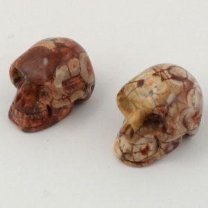 Rhyolite, Birds Eye, Skull