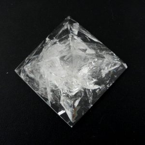 Clear Quartz Pyramid All Polished Crystals