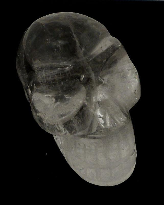 Quartz, Clear, Skull All Polished Crystals clear quartz