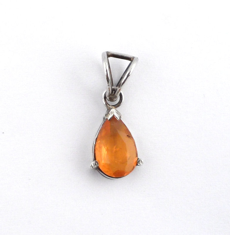 Jelly Opal Teardrop Pendant All Crystal Jewelry jelly opal