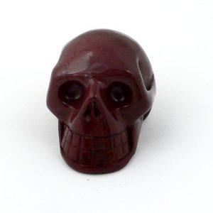 Mookaite, Skull All Polished Crystals mookaite