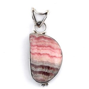 Rhodochrosite Pendant All Crystal Jewelry pendant