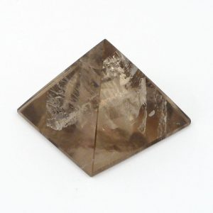 Smoky Quartz Pyramid All Polished Crystals pyramid