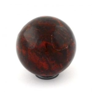 Jasper, Brecciated, Sphere, 50mm All Polished Crystals 50mm