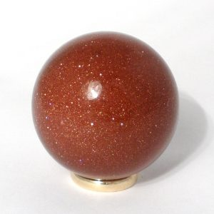 Goldstone, Sphere, 40mm All Polished Crystals 40mm
