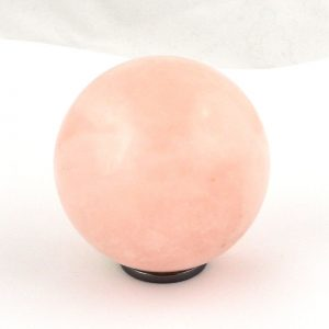 Quartz, Rose, Sphere, 50mm All Polished Crystals