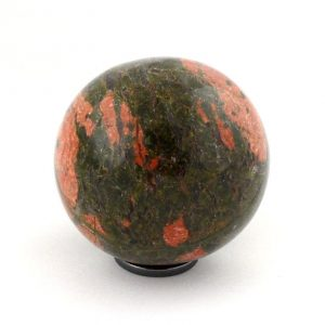 Unakite, Sphere, 50mm All Polished Crystals crystal sphere
