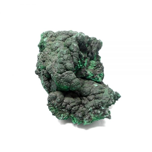 Fibrous Malachite Cluster All Raw Crystals botryoidal crystal