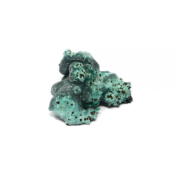 Malachite Crystal Specimen All Raw Crystals crystal cluster