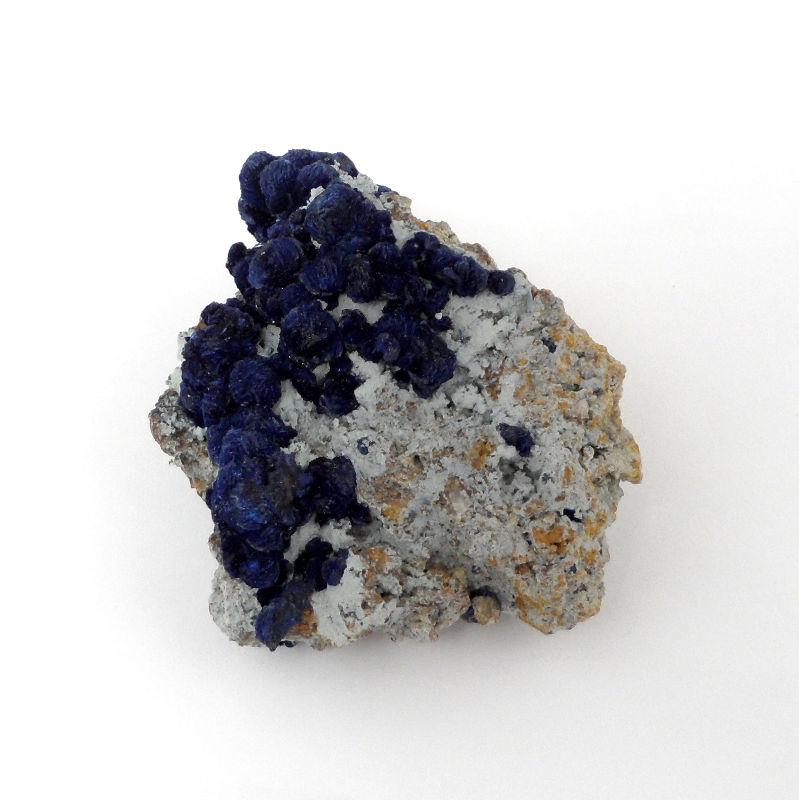 Azurite Mineral Specimen Raw Crystals azurite