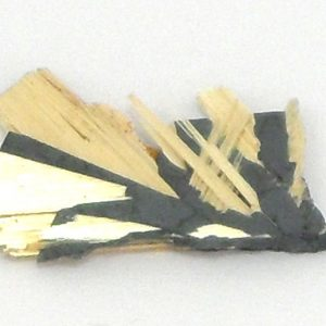 Rutile Mineral Specimen All Raw Crystals Rutile