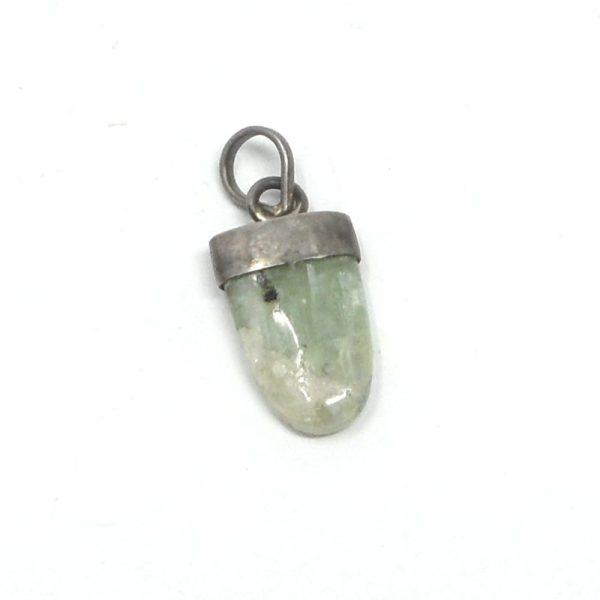 Prehnite Pendant All Crystal Jewelry crystal pendant