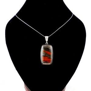 Snakeskin Jasper Necklace All Crystal Jewelry jasper