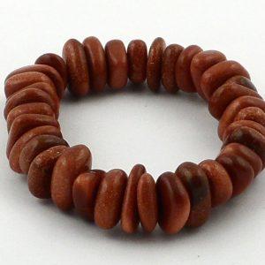 Goldstone Heishi Bracelet All Crystal Jewelry bracelet