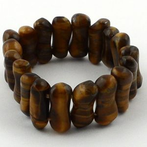Tiger Eye Small Peanut Bracelet All Crystal Jewelry bracelet