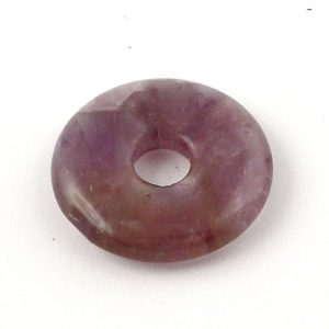 Auralite 23 Donut All Crystal Jewelry amethyst