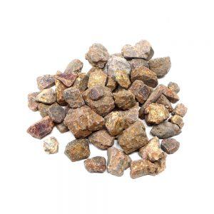 Commercial Garnet 16oz Raw Crystals bulk garnet