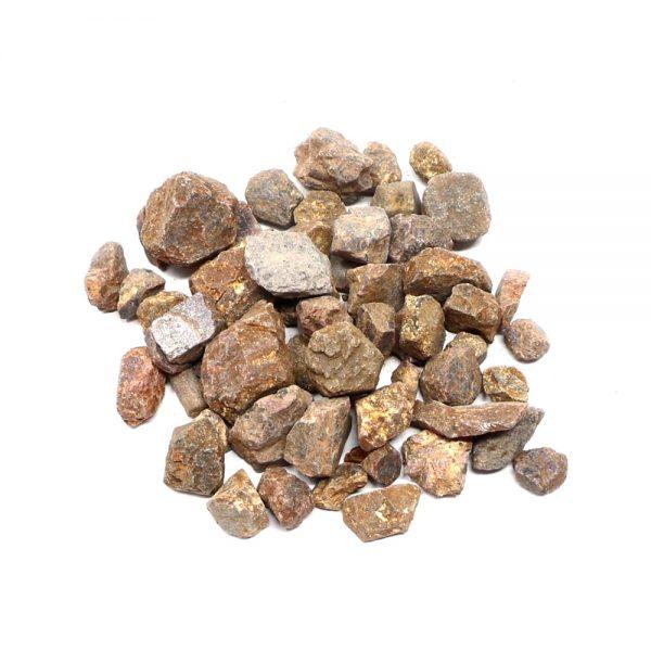 Commercial Garnet 16oz All Raw Crystals bulk garnet