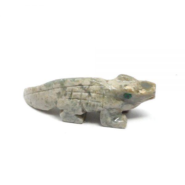 Soapstone Crocodile All Specialty Items crocodile