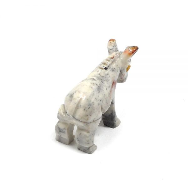 Soapstone Donkey All Specialty Items crystal donkey