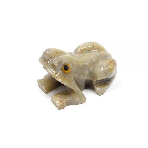 Soapstone Frog All Specialty Items crystal frog