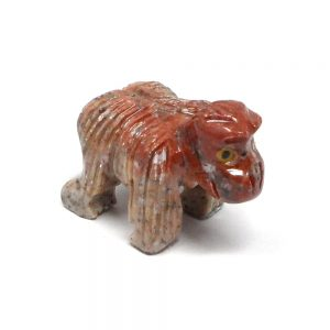Soapstone Gorilla All Specialty Items crystal gorilla