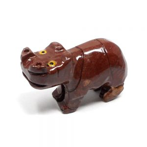 Soapstone Hippopotamus All Specialty Items crystal hippo