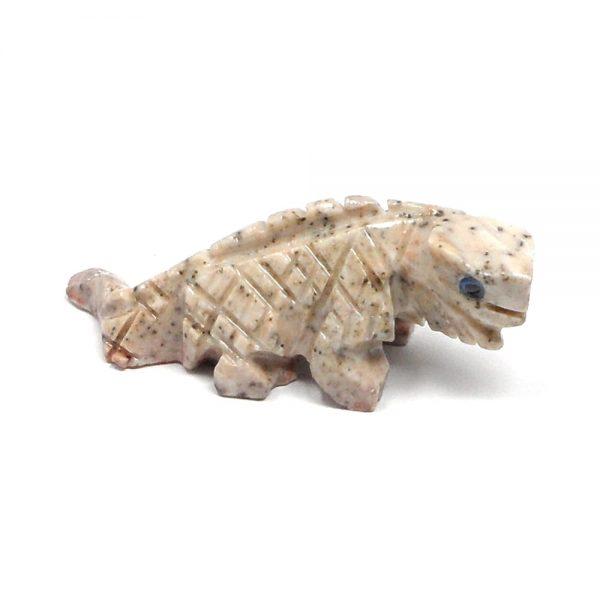 Soapstone Iguana All Specialty Items crystal iguana