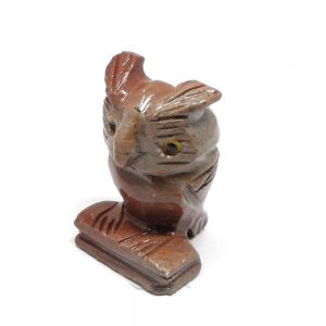 Soapstone Owl All Specialty Items crystal owl